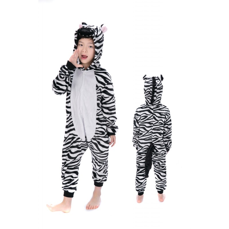 Baby Zebra Onsie Costume
