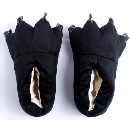 Black Animal Onesies Kigurumi slippers shoes