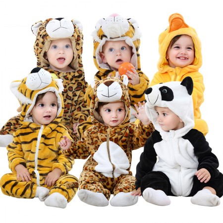 Animal Onesie for Baby Toddler Costume Outfit Romper