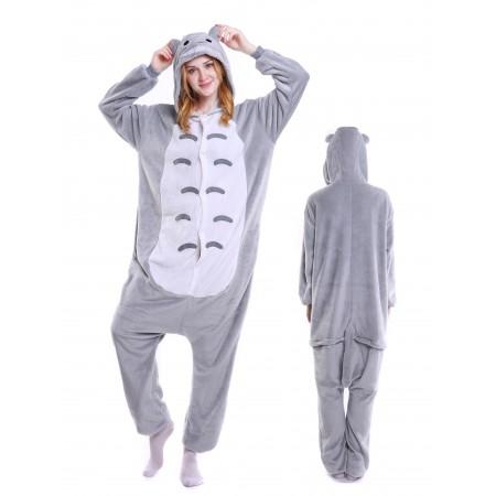 Totoro Onesie Kigurumi Pajamas Animal Costumes For Women & Men