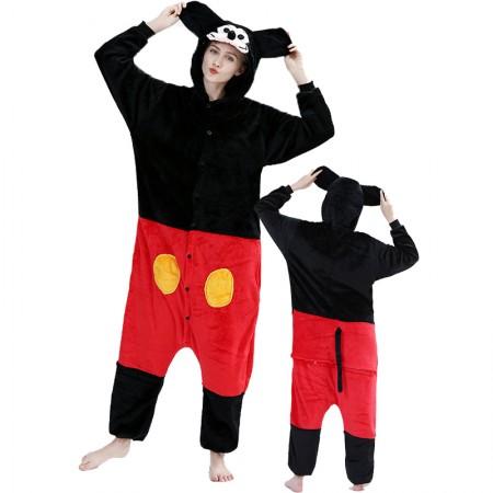 Mickey Onesie Pajama Animal Costumes For Women & Men