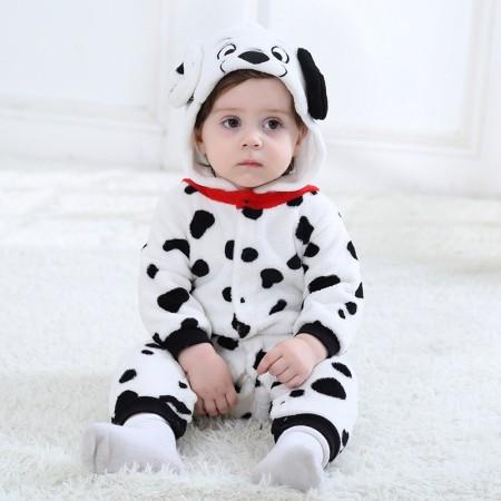 Baby Dog Dalmatian Onesie Romper Costume for Toddler