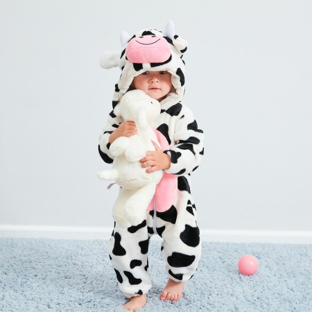 Baby Cow Onesie Romper Costume for Toddler