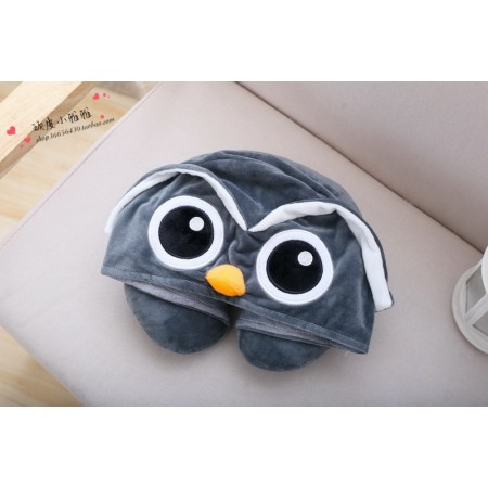 Owl Neck Pillow