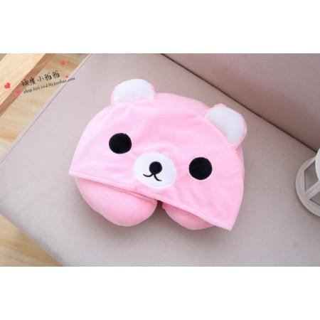 Bear Neck Pillow