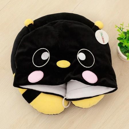 Bee Neck Pillow