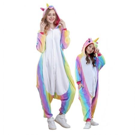 Adult Rainbow Unicorn