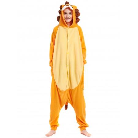 Lion Kigurumi Onesie Pajamas Animal Costumes For Women & Men