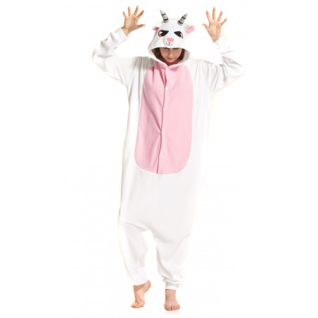 Goat Kigurumi Onesie Pajamas Animal Costumes For Women & Men