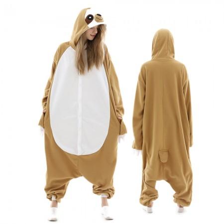 Sloth Kigurumi Onesie Pajamas Animal Costumes For Women & Men