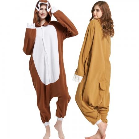 Sloth Onesie Pajamas Animal Costumes For Women & Men