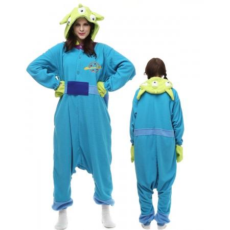 Toy Story Alien Costume Onesie For Women & Men Unisex